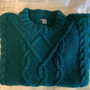 Aerie cable knit sweater